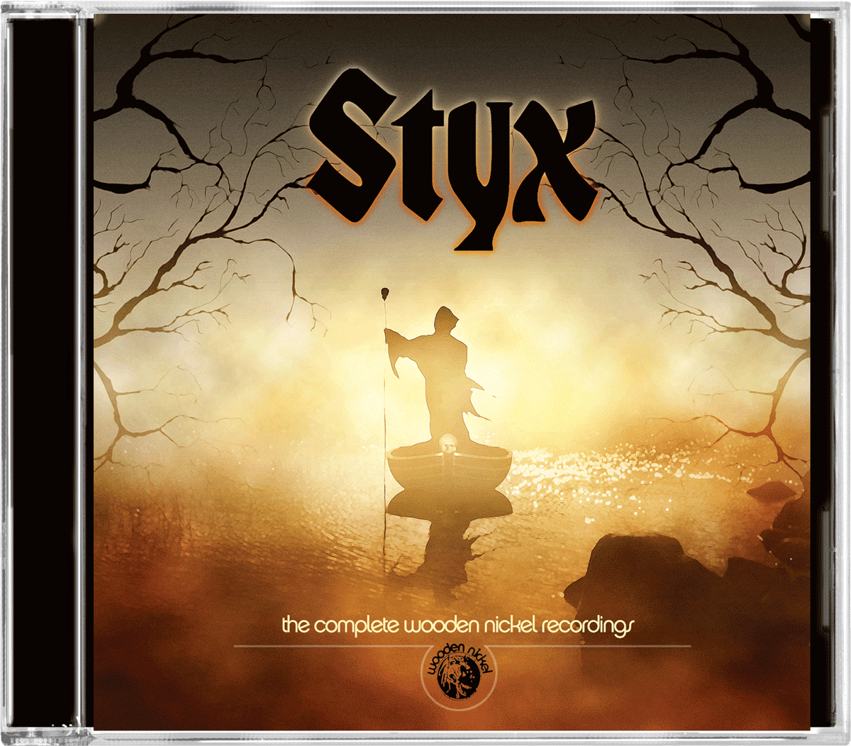 Styx The Complete Wooden Nickel Recordings Easter Egg Projects