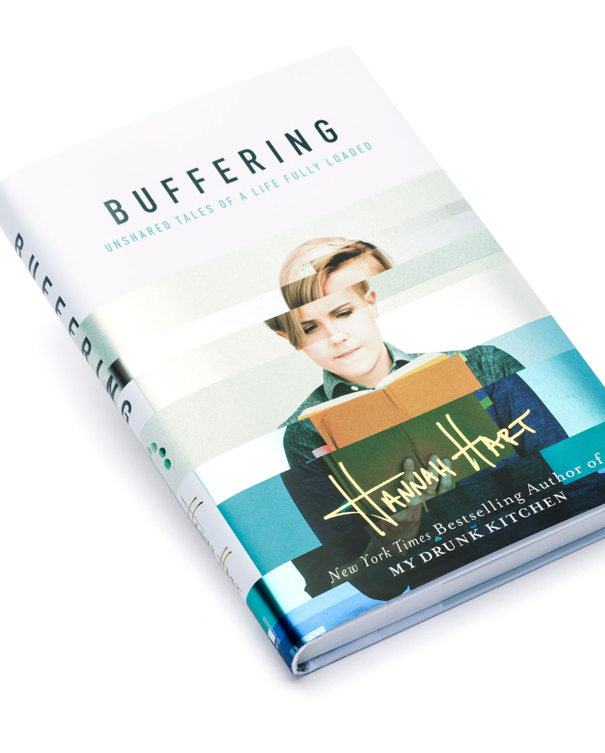Hannah Hart / Buffering - Books - Projects - Meat and Potatoes