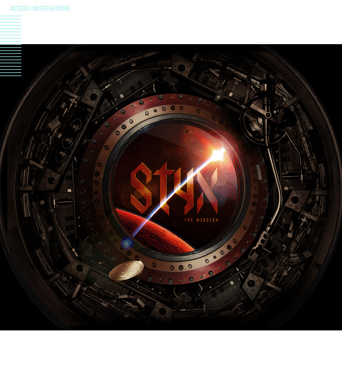 Styx / The Mission - Music - Projects - Meat and Potatoes